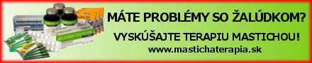 Máte problémy so žalúdkom? Vyskúšajte terapiu Mastichou!